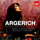 Martha Argerich - Music For Two Pianos