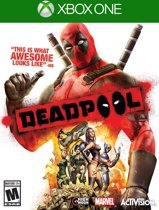 Activision Deadpool, Xbox One Basis Xbox One Engels, Italiaans video-game
