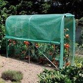 Tomatentunnel extra werkcomfort 3 x 1 x 2 m - set van 2 stuks