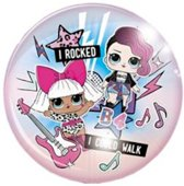 Mondo Bal Lol Flash Roze 10 Cm
