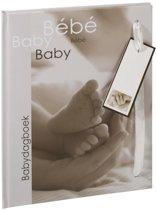 Henzo Noa Babydagboek - Beige