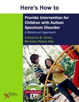 Here's How to Provide Intervention for Children with Autism Spectrum Disorder