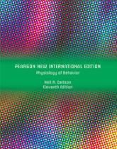 Physiology of Behavior: Pearson  International Edition