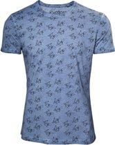 POKEMON - T-Shirt All Over Pikachu (XL)