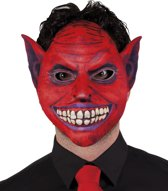 24 stuks: Masker Duivel