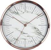 Walplus Wandklok Glory Time - Koper 25 cm