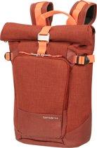 Samsonite Rugzak Met Laptopvak - Ziproll Laptop Backpack S Burnt Orange