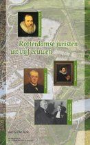 Historische publicaties Roterodamum 172 - Rotterdamse juristen uit vijf eeuwen