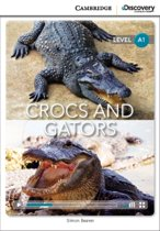 Cambridge Discovery Readers A1: Crocs and Gators book + online access