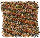Sierkussen Histar 45x45 cm mosterd