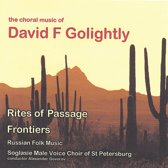 The Choral Music of David F. Golightly