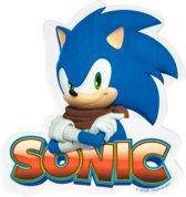 Gosh! Designs Gum Sonic Boom Jumbo 8 Cm Blauw