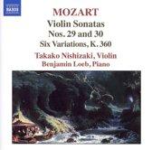 Mozart: Violin Sonatas, Vol. 6