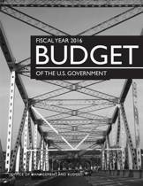 Fiscal Year 2016 Budget of the U.S. Government