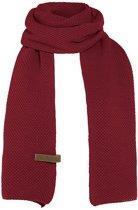 Knit Factory Jazz Sjaal Bordeaux
