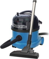 Stofzuiger Numatic PPR 200 ECO blauw incl. kit AS1