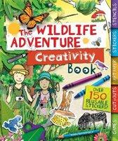The Wildlife Adventure Creativity Book