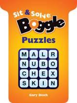 Sit & Solve (R) BOGGLE Puzzles