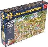 Jan van Haasteren Het Park  - Legpuzzel - 1000 stukjes