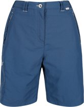 Regatta Chaska Short Outdoorbroek - Dames - Blauw