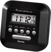 Hama RC 40 Digitale wekker Zwart