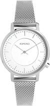 Komono Black Harlow Mesh horloge KOM-W4111