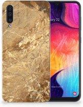 TPU Siliconen Backcase Samsung Galaxy A50 Design Marmer