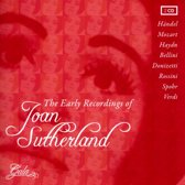 Early Recordings of Joan Sutherland