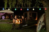 Partyverlichting - feestverlichting - CBD - 50 LED - 10m - Multicolour