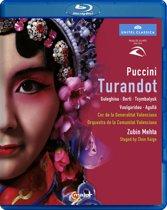 Turandot,Palau De Les Arts Reina So
