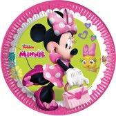 Plates Minnie Happy Helpers 23cm/8
