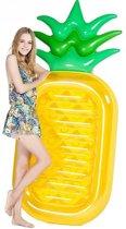 Opblaasfiguren - Inflatables Opblaasbare Ananas - Geel / Groen 185 x 80cm