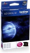 Brother LC-1280 - Inktcartridge / Magenta