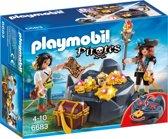Playmobil Koninklijke schatkist met piraat - 6683