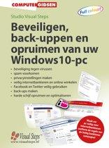 Beveiligen, back-uppen en opruimen van uw Windows 10-pc