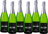 Astrid & Therese Exclusivo Cava DO Brut Reserva - 6 x 75 cl