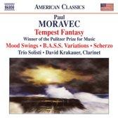 David Trio Solisti/Krakauer - Tempest Fantasy