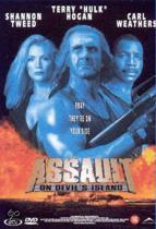 Assault On Devil's Island (dvd)