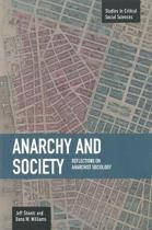 Anarchy And Society