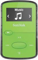 Sandisk Mp3 Clip Jam - mp3-speler 8Gb - Groen