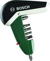 Bosch bitset - 7-delig - 6 schroefbits + 1 handschroevendraaier