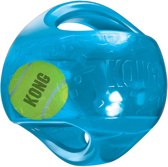 Kong Jumbler Ball - Assorti hondenspeelgoed - L/XL - Ø18 cm