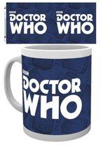 DOCTOR WHO - Mug - 300 ml - Logo