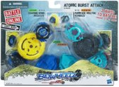 Beyblade Beywheelz Atomic Burst Attack - 2-Pack