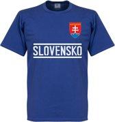 Slowakije Team T-Shirt - L
