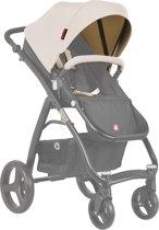 Topmark Pure Colour pack voor kinderwagen - Camel