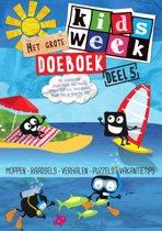 Boek cover Kidsweek - Het grote doeboek van  (Paperback)
