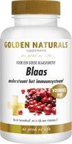 Golden Naturals Blaas (180 tabletten)