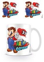 Nintendo - Super Mario Odyssey Mug