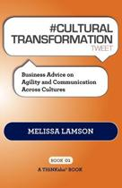 # CULTURAL TRANSFORMATION tweet Book01